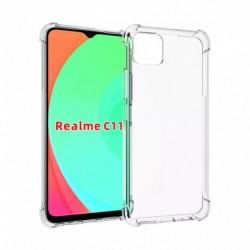 Futrola za Realme C11 leđa Ice cube - providna