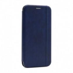 Futrola za iPhone 12 mini preklop bez magneta bez prozora iHave gentleman - teget