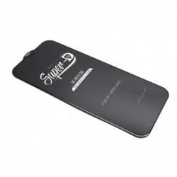 Zaštitno staklo za iPhone 12 Pro Max (zakrivljeno 11D) pun lepak Super D - crna