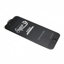 Zaštitno staklo za iPhone SE (2020)/SE2 (zakrivljeno 11D) pun lepak Super D - crna