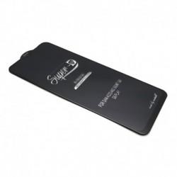Zaštitno staklo za Samsung Galaxy A02s (zakrivljeno 11D) pun lepak Super D - crna