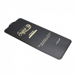 Zaštitno staklo za Xiaomi Redmi Note 9S/9 Pro/9 Pro Max (zakrivljeno 11D) pun lepak Super D - crna