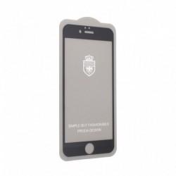 Zaštitno staklo za iPhone 6/6s (zakrivljeno 3D) pun lepak Remax - crna
