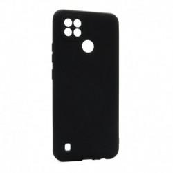 Futrola za Realme C20/C20A/C21 leđa Gentle color - crna