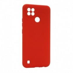 Futrola za Realme C20/C20A/C21 leđa Gentle color - crvena