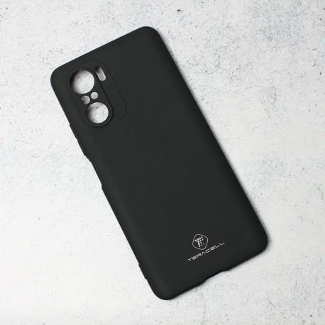 Futrola za Xiaomi Poco F3 leđa Teracell skin - mat crna