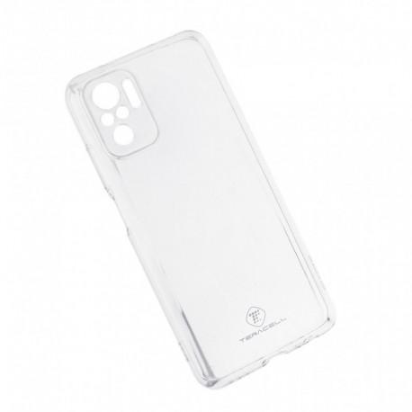 Futrola za Xiaomi Poco F3 leđa Teracell skin - providna