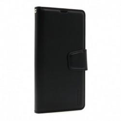 Futrola za Realme 7i preklop sa magnetom bez prozora Hanman - crna