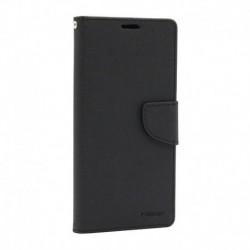 Futrola za Nokia 2.4 preklop sa magnetom bez prozora Mercury - crna
