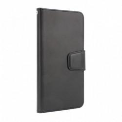 Futrola za Nokia 5.4 preklop sa magnetom bez prozora Hanman - crna