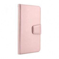 Futrola za Nokia 5.4 preklop sa magnetom bez prozora Hanman - roza