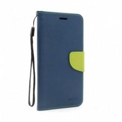 Futrola za Motorola Moto E7 preklop sa magnetom bez prozora Mercury - teget