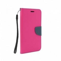 Futrola za Xiaomi Mi 10 Lite/5G preklop sa magnetom bez prozora Mercury - pink