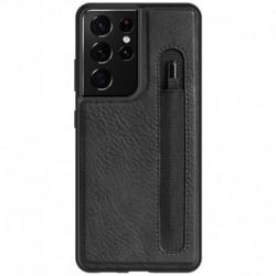 Futrola za Samsung Galaxy S21 Ultra 5G leđa Nillkin Aoge - crna