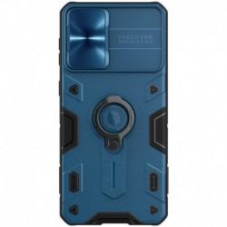 Futrola za Samsung Galaxy S21 Plus 5G leđa Nillkin Cam shield armor - plava