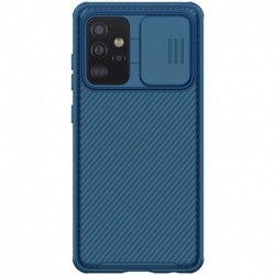 Futrola za Samsung Galaxy A52/4G/5G leđa Nillkin Cam shield pro - plava