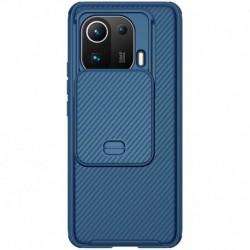Futrola za Xiaomi Mi 11 Pro leđa Nillkin Cam shield pro - plava