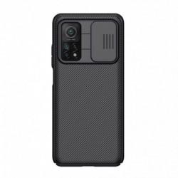 Futrola za Xiaomi Mi 10/10 5G/10 Pro/10 Pro 5G leđa Nillkin Cam shield - crna