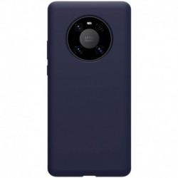 Futrola za Huawei Mate 40 Pro leđa Nillkin Flex pure - plava