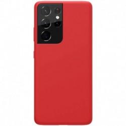 Futrola za Samsung Galaxy S21 Ultra 5G leđa Nillkin Flex pure - crvena