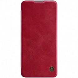 Futrola za Xiaomi Mi 11 Lite/5G/Youth preklop bez magneta bez prozora Nillkin Qin - crvena