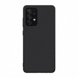 Futrola za Samsung Galaxy A52/4G/5G leđa Nillkin Synthetic fiber - crna