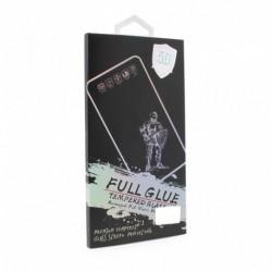 Zaštitno staklo za iPhone 12/12 Pro (zakrivljeno 5D) G - crna